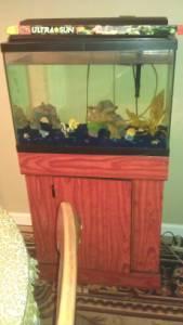fish tank 65.00 - $65 Frankfort