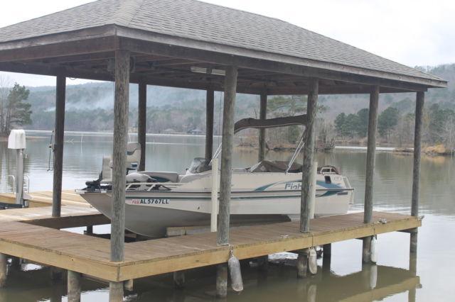 fisher freedom 2210 aluminum deck boat for sale in gadsden alabama classified. Black Bedroom Furniture Sets. Home Design Ideas