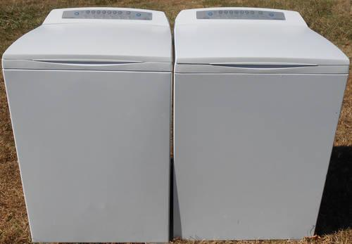 Fisher  Paykel Washer  Dryer Set