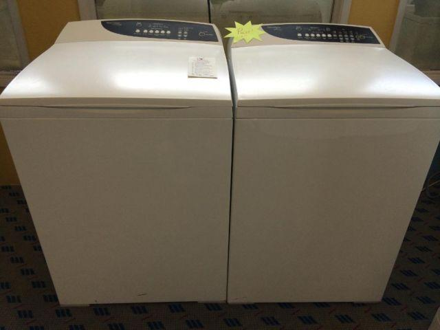 Fisher Amp Paykel Washer Amp Dryer Set Pair Used For Sale
