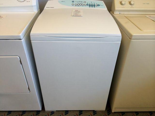 fisher paykel washer washing machine used for sale in tacoma washington classified. Black Bedroom Furniture Sets. Home Design Ideas