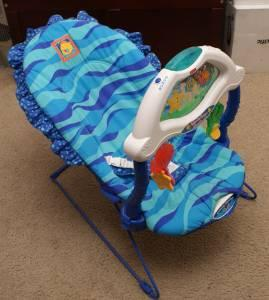 Fisher Price Aquarium Baby Bouncer Lyndon For Sale In