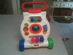 Fisher Price Baby Walker - $10 (NW 35th Place)
