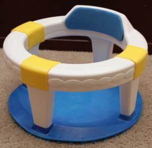 Fisher Price Bath Seat / Ring   $15 (Lyndon)