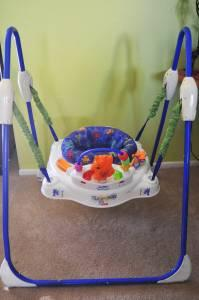 e900785ef2f Fisher Price Deluxe Jumperoo - $30 (Lyndon)