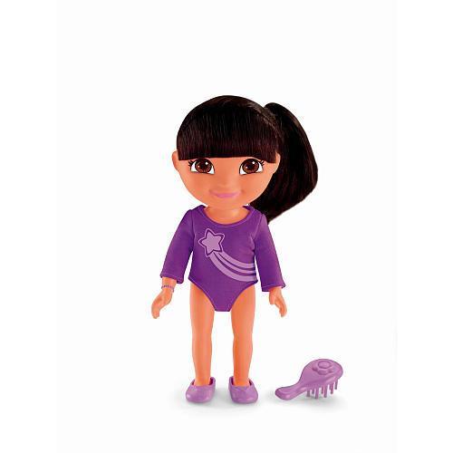 Fisher-Price Dora the Explorer Basic Doll - Gymnast Dora