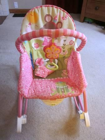 Fisher-Price Infant-to-Toddler Rocker - $30