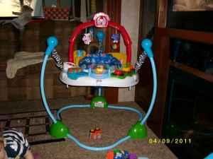 Fisher Price Jumparoo - $50 (Carthage)