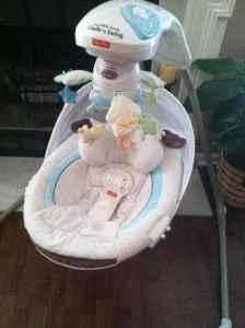 Fisher Price Little Lamb Swing - $60 Byron