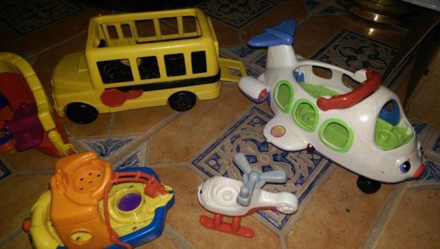 Fisher Price Little People Playsets Dolls Car Track For Sale In Merritt Island Florida Classified Americanlisted Com