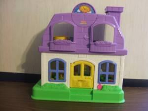 Fisher Price Little People Sweet Sounds Doll House Northside For