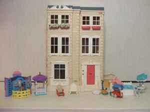 Fisher Price Loving Family Townhouse Doll House Northside For