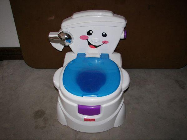 Fisher Price Quot My Potty Quot Talking Amp Singing Chair Silsbee