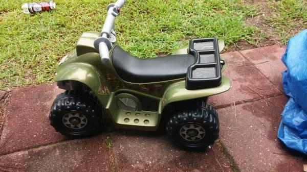 Power Wheels Lil Quad Camo Fisher-price Power Wheels Camo