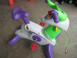 Fisher Price Smart Cycle - $40 (Marengo, IL)