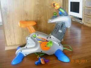 FISHER PRICE SMART CYCLE EXTREME - LEARNING CYCLE - $150 CRR