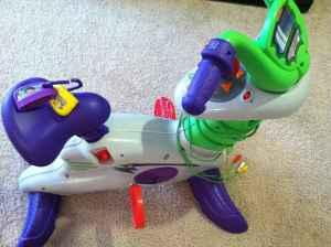 Fisher Price Smart Cycle with 2 games - $40 Sellersburg