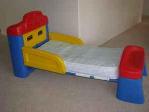 Fisher Price Toddler Bed Spanish Fork For Sale In