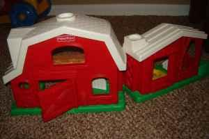 Fisher Price Toy Barn - $5 simpsonville sc
