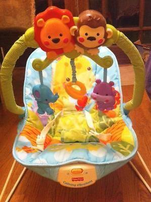 fisher price vibrating baby bouncer for sale in houston texas