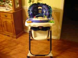 Fisher Price Aquarium High Chair Randleman For Sale In