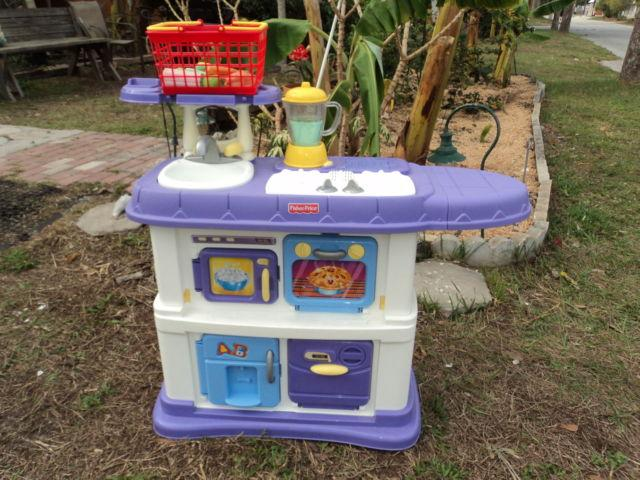 Fisherprice Kitchen For Kids For Sale In Saint Cloud
