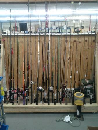 Fishing Items and Sporting Goods