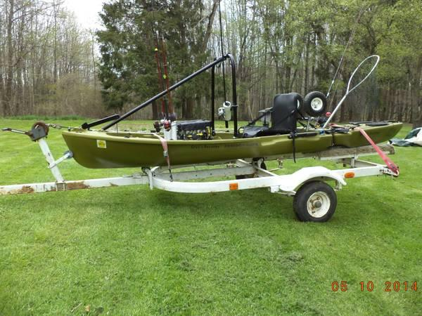 Fishing kayak for sale in meadville pennsylvania for Fishing kayak sale