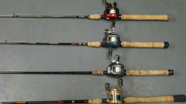 Fishing rods for sale in joplin missouri classified for Fishing tackle for sale