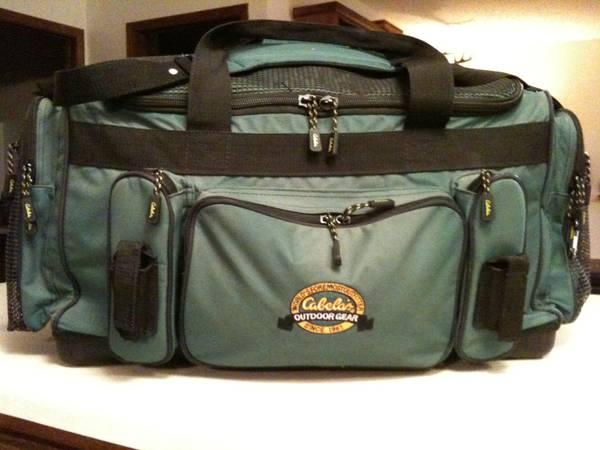 Fishing tackle bags boxes for sale for sale in brainerd for Fishing gear for sale