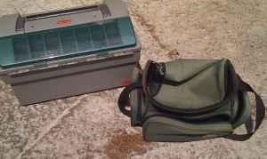 Fishing Tackle Boxes - $5 Laurens