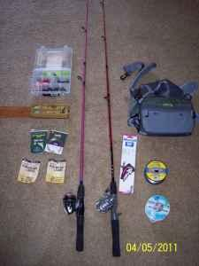 Fishing times is here - $50 (carson city nv)