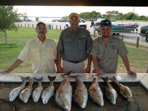 Fishing trips fully guided calaveras lake for sale in for Houston fishing charters