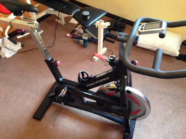 Fitness Bike Barely Used Pro-Form 315 IC - $350