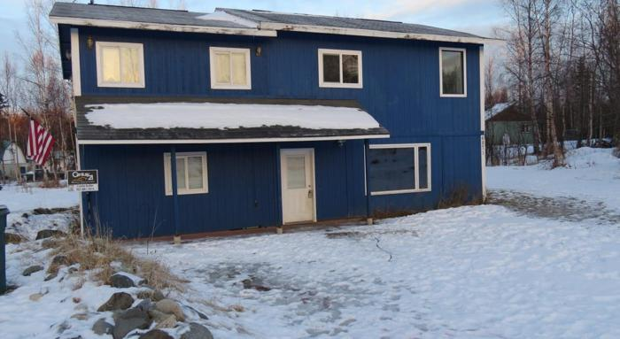 ***FIXER UPPER HOME AVAILABLE FOR SALE IN WASILLA,