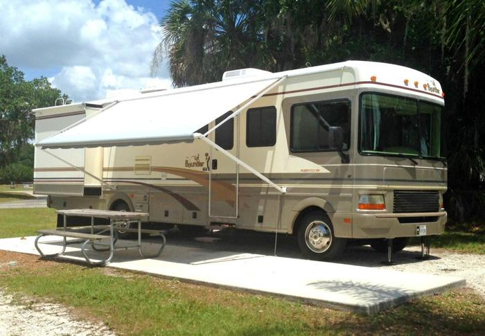 Fleetwood Bounder 31w Class A Motor Home For Sale In Port Charlotte Florida Classified