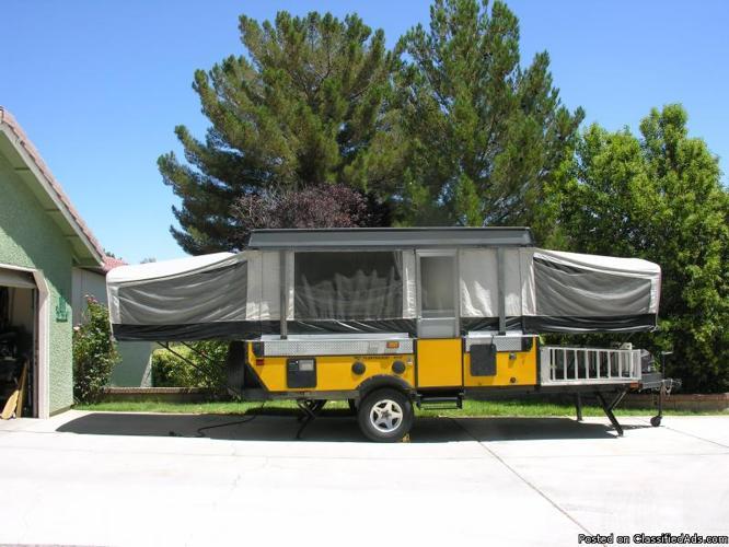 fleetwood e3 pop up trailer for sale in las vegas nevada