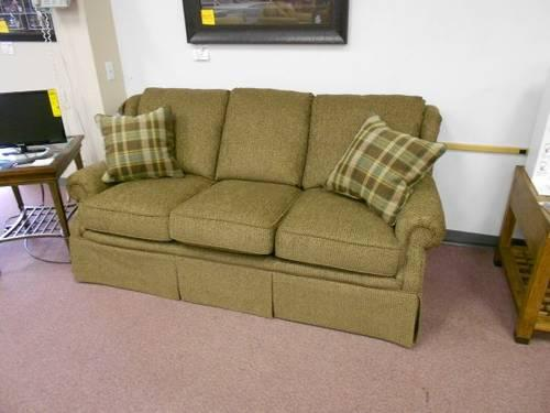 Flexsteel Double Reclining Sofa W Matching Recliner Store