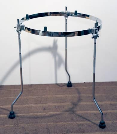 Floor Tom Suspension System Mount Cradle Rims Gauger 16