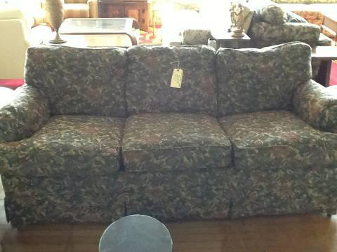 Floral 3 Cushion Sofa For Sale In Greenwich Pennsylvania Classified