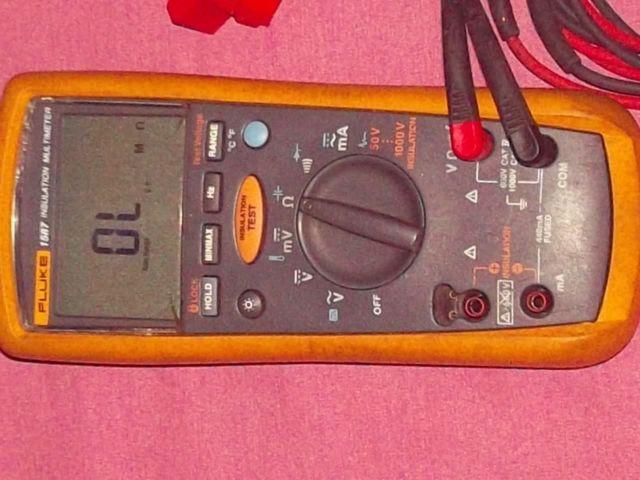 fluke 1587 insulation multimeter manual