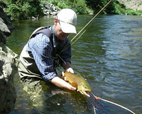 Fly Fishing Beginner Class