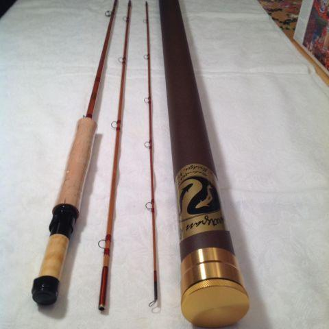 Fly Rods, Reels, Lines and Gear