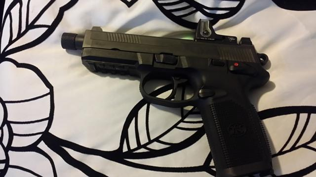 FNX 45 TACTICAL FOR SALE/TTRADE