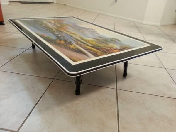 Folding Anese Coffee Table Wall Art 60