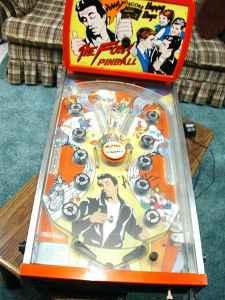 fonzie pinball machine