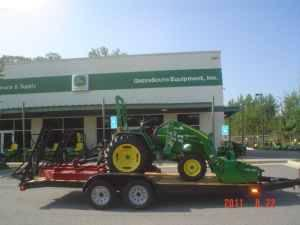 Food Plot Tractor Package!!! - $19999 (Dacula)
