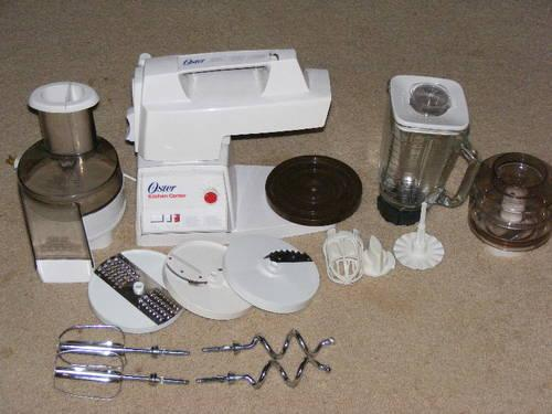 Food Processer oster nice set all in one