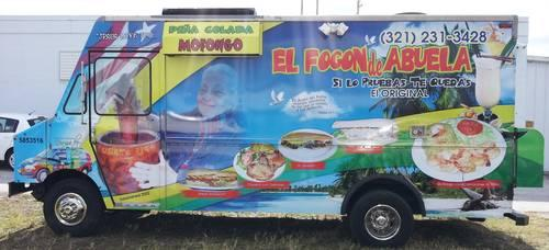 food truck for sale in orlando florida classified. Black Bedroom Furniture Sets. Home Design Ideas