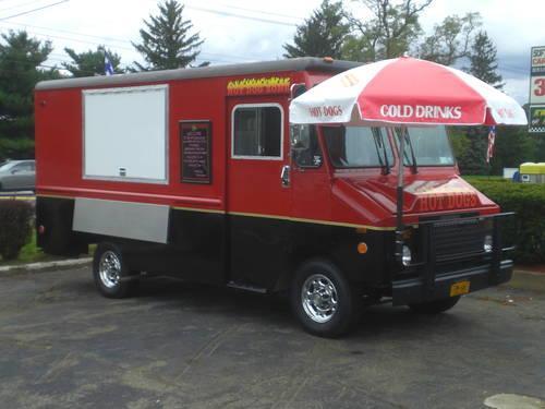 Custom Built Food Trucks Ny
